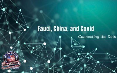 Fauci, China, and Covid
