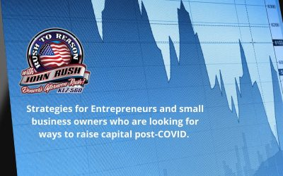 How Can Businesses Rebounding From COVID Raise Much-Needed Capital?