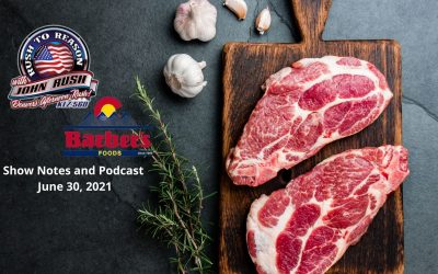 Greg Bloom from Barber's Foods on Food, Freedom, and Mental Blocks